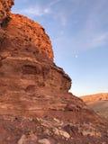 Rock Formation Under Blue Sky Stock Images