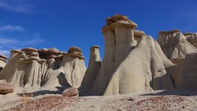 Rock formations at the Ah-shi-sle-pah Wash, Wilderness Study Area