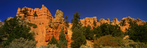Rock Formations, Bryce National Park, Utah Stock Images