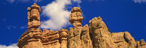 Rock Formations, Bryce National Park, Utah Stock Image