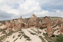 Rock Formations in Devrent Valley, Cappadocia Royalty Free Stock Photo