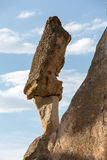 Rock formations in Goreme National Park. Stock Photography