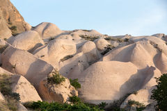 Rock formations in Goreme National Park. Cappadocia, Stock Images