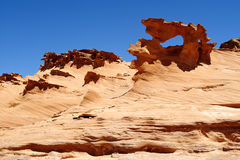 Rock Formations Royalty Free Stock Photos