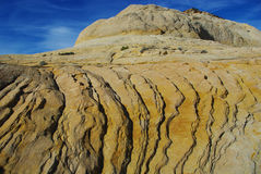 Rock formations near Boulder, Utah Stock Photos