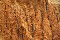 Rock formations Stock Photography