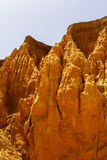 Rock formations Royalty Free Stock Image