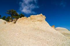 Rock Formations Paisaje Lunar Royalty Free Stock Photos