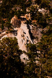 Rock Formations Paisaje Lunar Stock Images