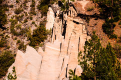 Rock Formations Paisaje Lunar Royalty Free Stock Photography
