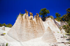 Rock formations Paisaje Lunar Royalty Free Stock Photos