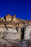 Rock formations, rocky Mountains Stock Photo