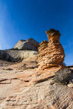 Rock formations in Zion Stock Images