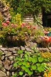 Rock Garden stock photography