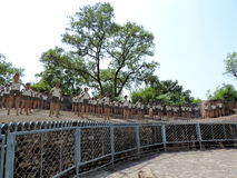 The Rock Garden of Chandigarh, India Stock Photography