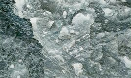 Rock, Geological Phenomenon, Geology, Ice royalty free stock image