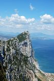 The Rock, Gibraltar. Royalty Free Stock Images