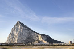 Rock of gibraltar Stock Photos