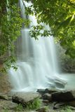 Rock Glen Waterfall - Ontario, Canada Stock Photos