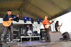 Rock group Stock Photography
