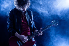 Free Rock Guitarist Royalty Free Stock Images - 31307699