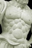 Rock Hard Abs Stock Photo