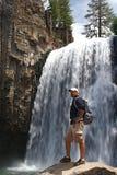 Rock Hiking Royalty Free Stock Photo