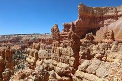 Rock Hoodoos in Bryce Canyon National Park in Utah Stock Image