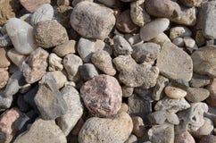 rock iluminująca tła stone słońce Zdjęcia Stock