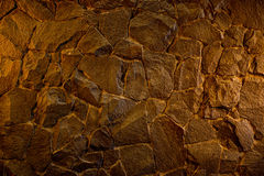 Rock interior texture Stock Image