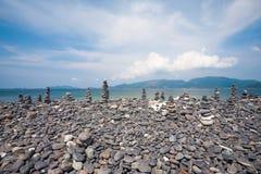 Rock Island Tarutao Koh Lipe Royalty Free Stock Photo