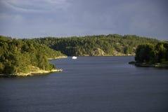 Rock Islands Stock Photography