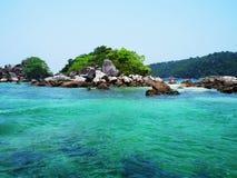 Rock islands Royalty Free Stock Photos