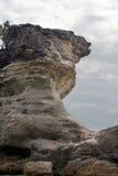 Rock in Jervis bay. Australia Stock Image