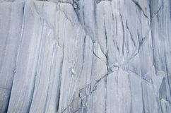 Rock Layer Detail Royalty Free Stock Image