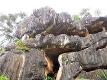 Rock layer Stock Photos