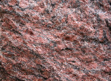 Rock layer Royalty Free Stock Image