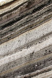 Rock Layers Royalty Free Stock Photo