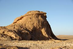 Rock, Libya Stock Images