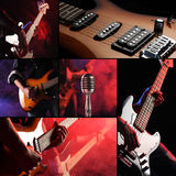 Rock live Royalty Free Stock Images