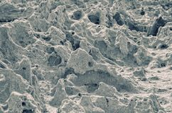 Rock magmatic texture background. Cape Greco, Cyprus. Rock magmatic texture background on Cape Greco, Cyprus stock images