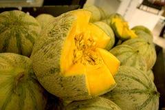 Rock Melon Stock Photography
