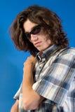 Rock model Royalty Free Stock Photo