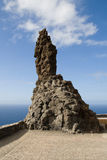 Rock monument in Teno Royalty Free Stock Image