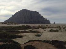 The Rock. Morro Bay, California Stock Photo