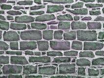 Rock and mortar wall 01. A vintage rock and mortar wall royalty free stock photos