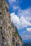 Rock mountain background Royalty Free Stock Images