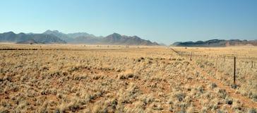 Rock Mountain Cones Namibia Royalty Free Stock Photos