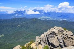 Rock and Mountain Stock Images