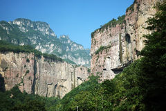 Rock mountains Royalty Free Stock Photography